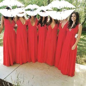 Reformation Romanica Dress Size 0